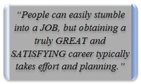 QUOTE  Quadrant 2 career planning 200 by 200