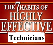7 Habits of Highly Effective Techs