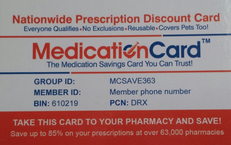 Saving Money with a Prescription Discount Card | The Honest ...