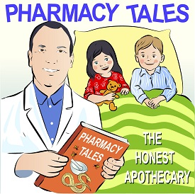 Pharmacy Tales Bedtime 275 x 275 version