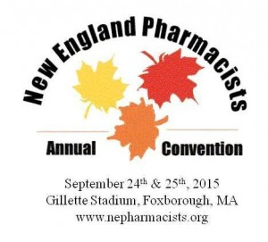 New England Pharmacists Convention 2015