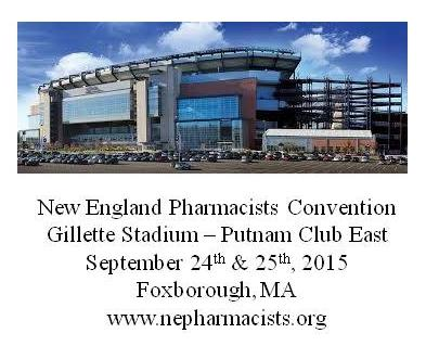 New  England Pharmacists Convention 2015 Gillette