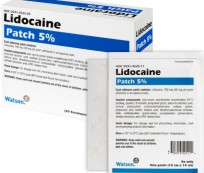 Lidocaine Patches